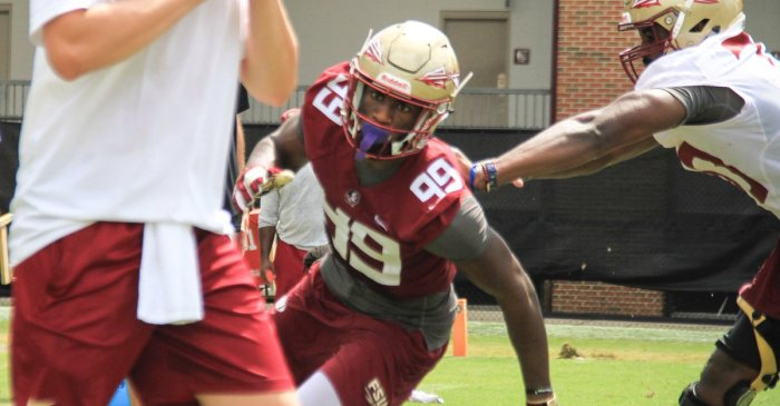 The 5 Best 'Noles Crushing the Competition on the Field So Far