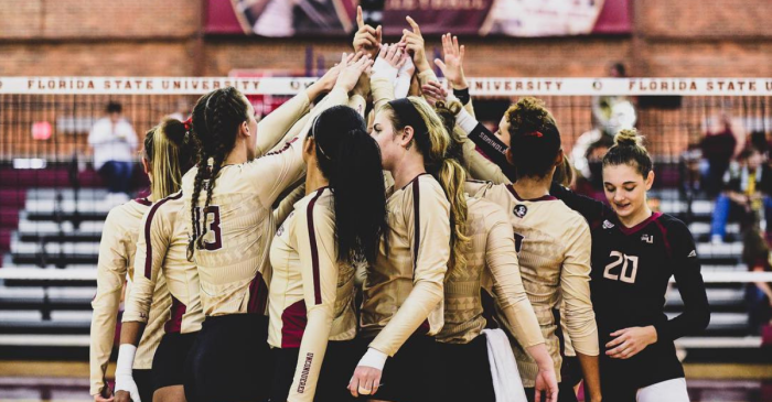 With a Strong Finish, FSU Volleyball Sets Up a Shot at ACC Title