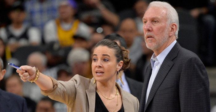 Gregg Popovich Wants to See More Women With Powerful NBA Jobs