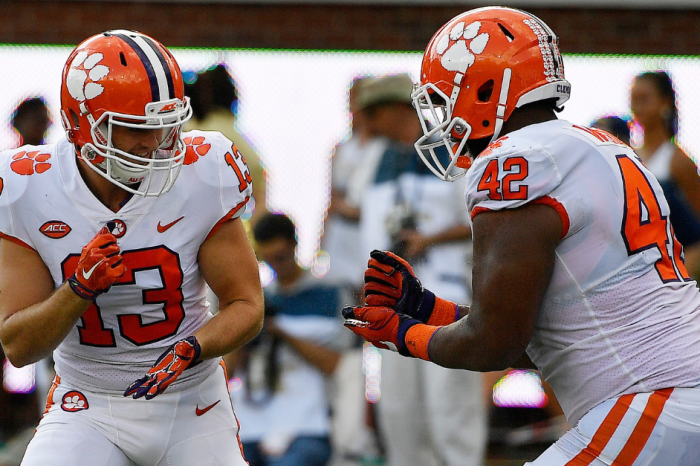 Could Clemson Really Turn to Its Star Wide Receiver to Play QB?