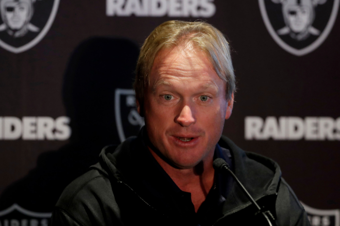Jon Gruden's Coaching Tenure Already Has an Official Countdown