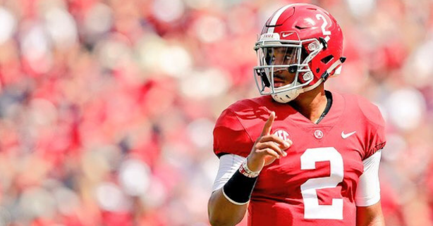 "Jalen Hurts Praised for Staying at Alabama: ""It Shows That He's a Professional"""