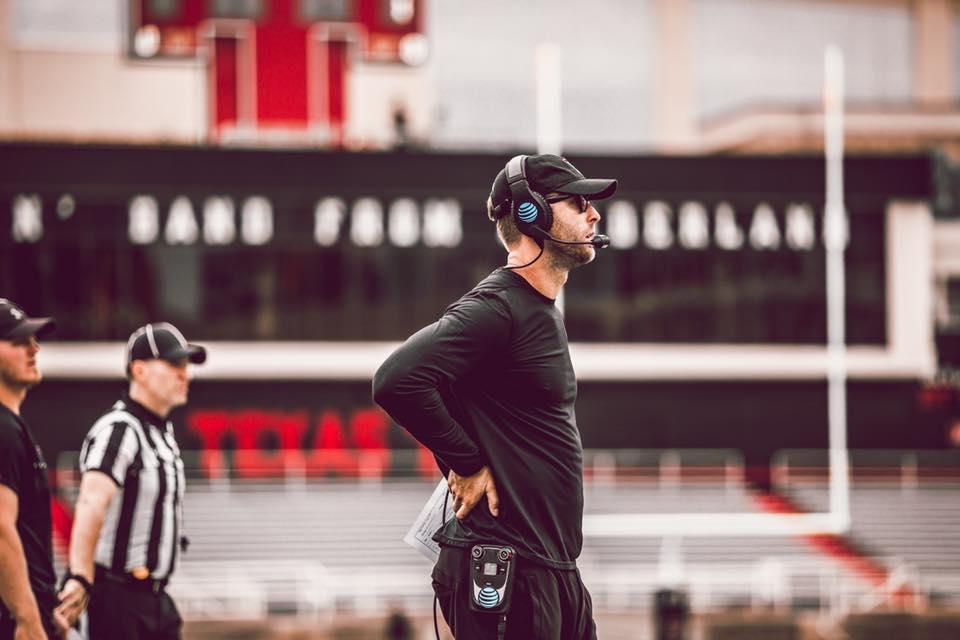 Kliff Kingsbury Texas Tech Auburn Coaching Replacement