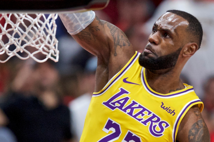 Beware, NBA: Lakers LeBron Didn't Move to Be a Movie Star