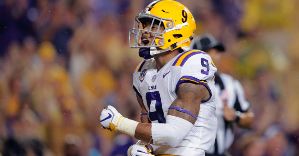 "Riding Wave of Success, LSU's ""Fired Up and Ready"" to Take on Florida"