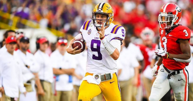 Joe Burrow is So Popular That LSU Merchandise is Invading Ohio
