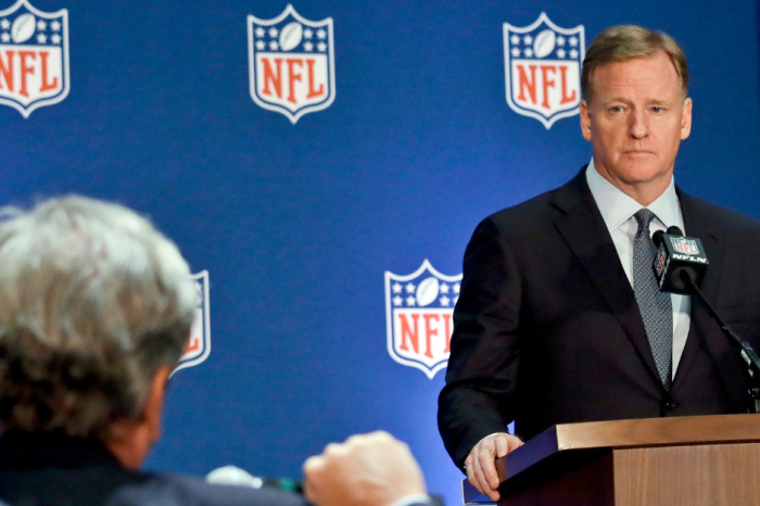 NFL Owners Reach Decision on National Anthem Protest Punishments