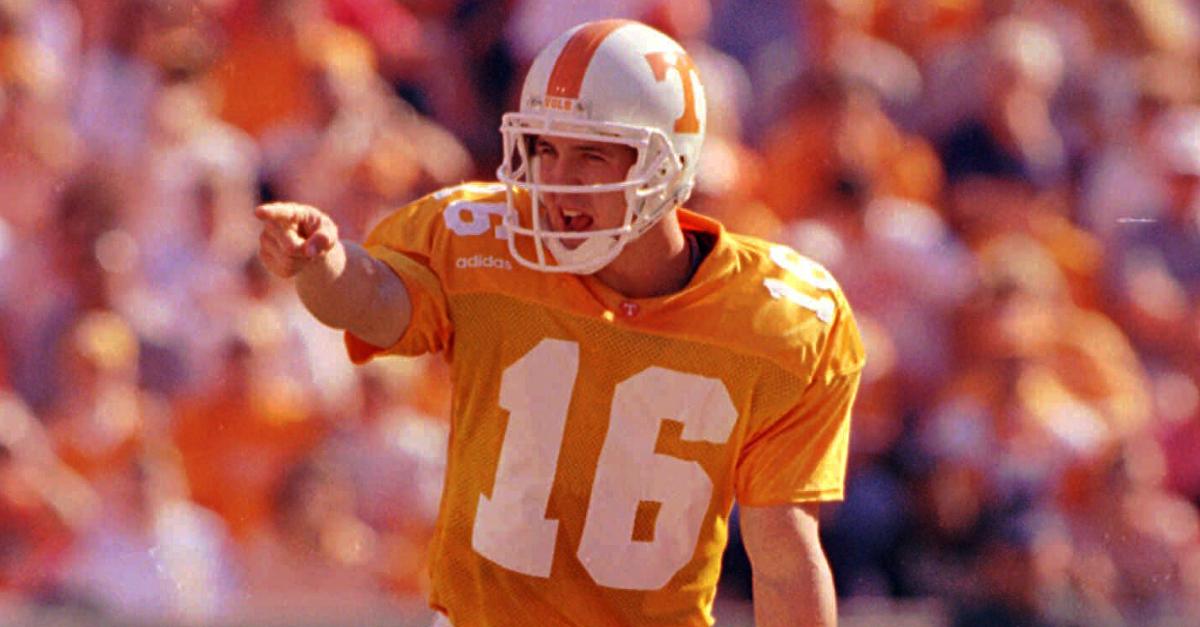 Peyton Manning College Recruiting