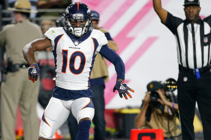 Emmanuel Sanders Did Something No Player in Denver Has Since John Elway