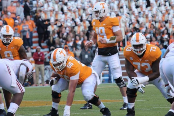 Health Issue Sidelines Tennessee's Top Offensive Player Indefinitely