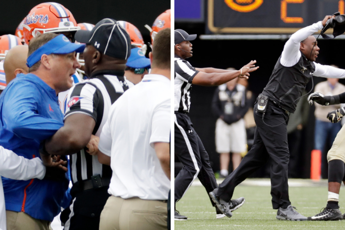 WATCH: Tempers Flare, Benches Clear Between Florida and Vanderbilt