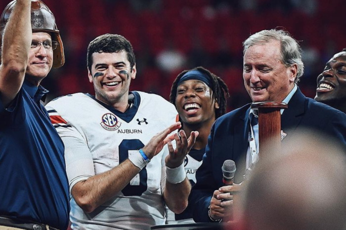 Auburn Won't Make This Switch Despite His Terrible Game Against Tennessee