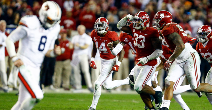 The 5 Biggest Takeaways From the Lopsided 2018 Iron Bowl
