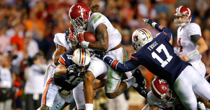 The 5 Most Memorable Performances in Iron Bowl History