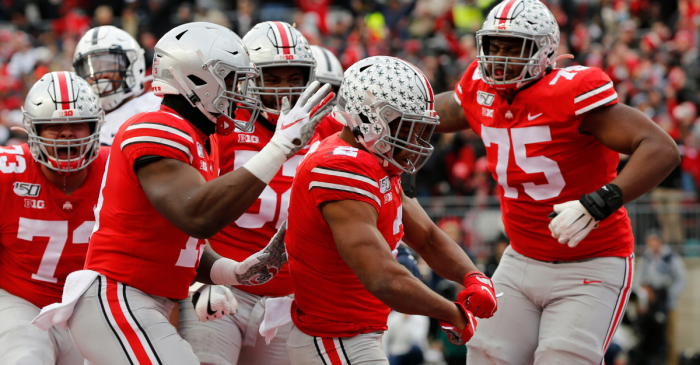 AP Top 25: Ohio State Wins Again; Oregon Plummets After Upset
