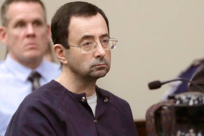 Florida Gymnast Says Larry Nassar Sexually Assaulted Her More Than 40 Times