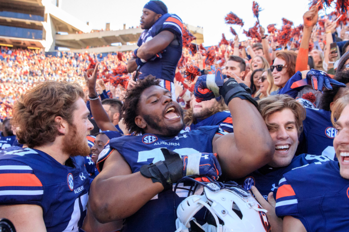 3 Factors That Led to Auburn's Miracle Finish Over Texas A&M