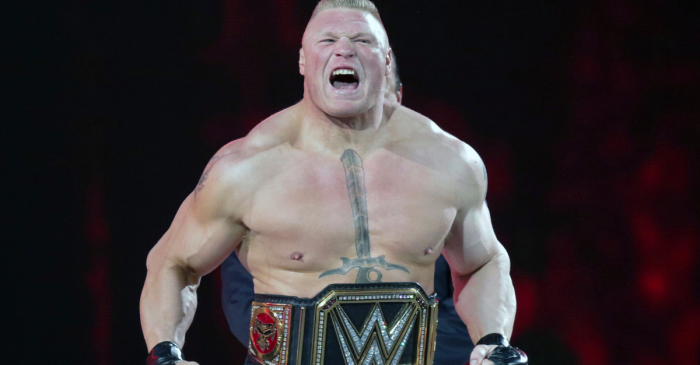 "Brock Lesnar's ""Secret"" WWE Deal Could Impact UFC Fight with Daniel Cormier"