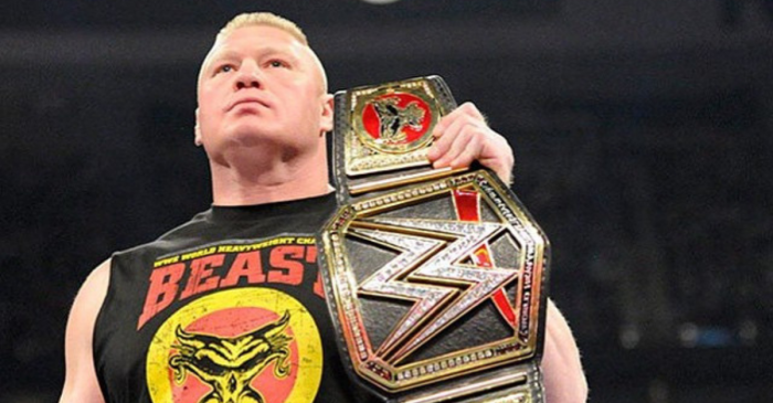Betting Odds Reveal Brock Lesnar Could Face WWE Legend at Wrestlemania