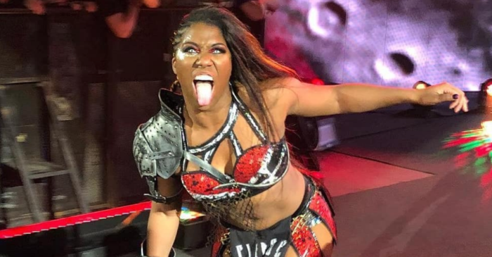 Ember Moon's Main Roster Call-Up Isn't What She First Thought Would Happen