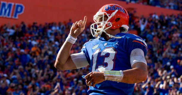Shushing His Own Fans? Feleipe Franks Shows Why He's Too Thin-Skinned for Florida