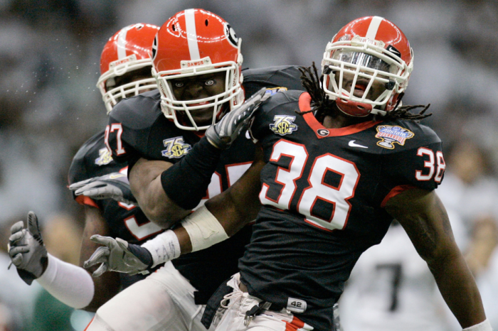 It's Time for Georgia's Black Jerseys to Make a Comeback