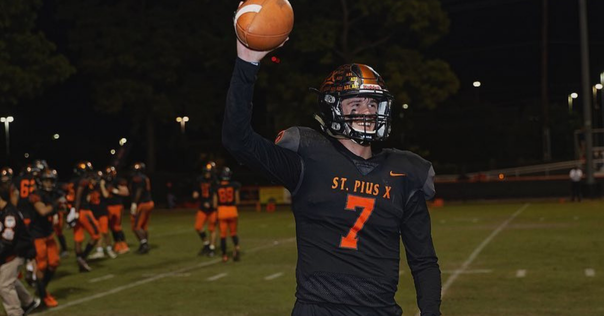 Houston QB Becomes Texas High School's All-Time Passing King
