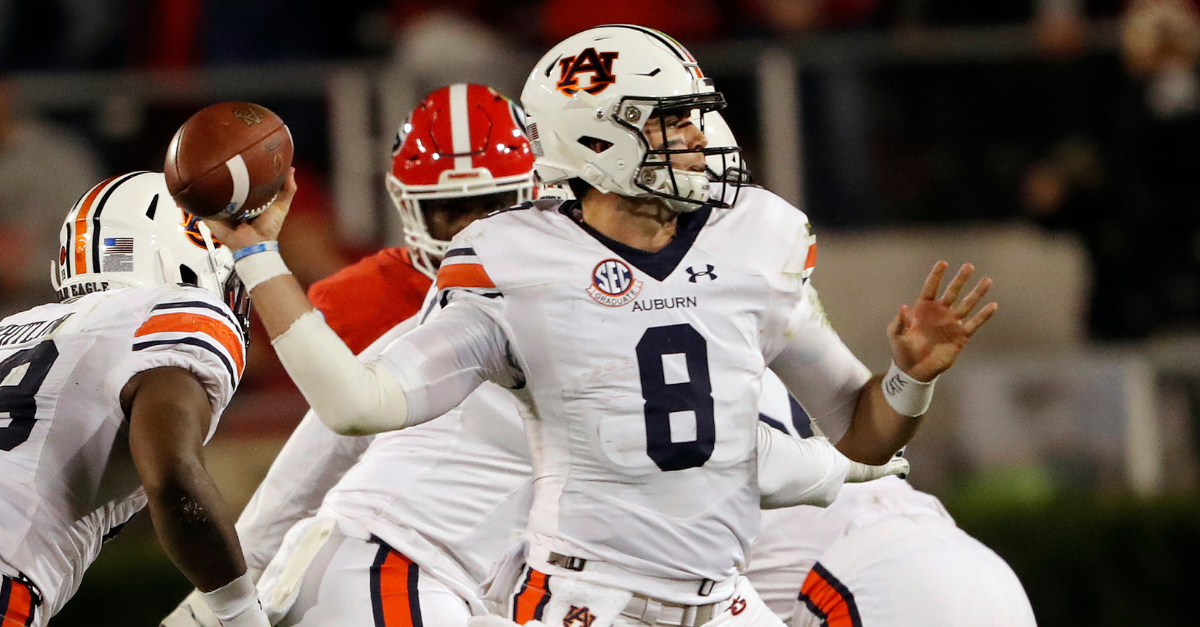 Is Jarrett Stidham Ready to Leave Auburn and Enter the NFL Draft?