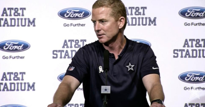 Seriously, How Does Jason Garrett Still Have a Job Right Now?