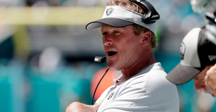 The Rehiring of Jon Gruden is a Complete Disaster for the Raiders