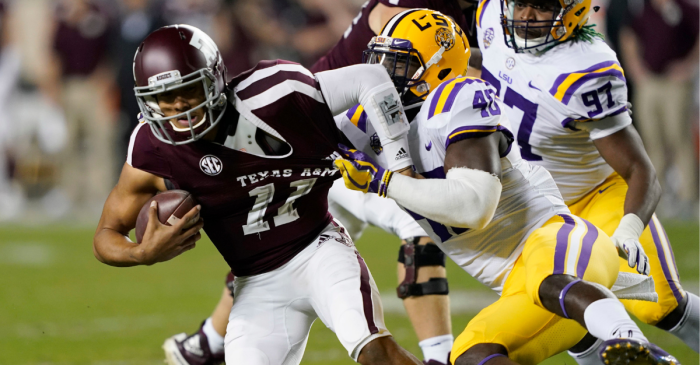 Forget the Longhorns: Texas A&M's Real Rival is the LSU Tigers