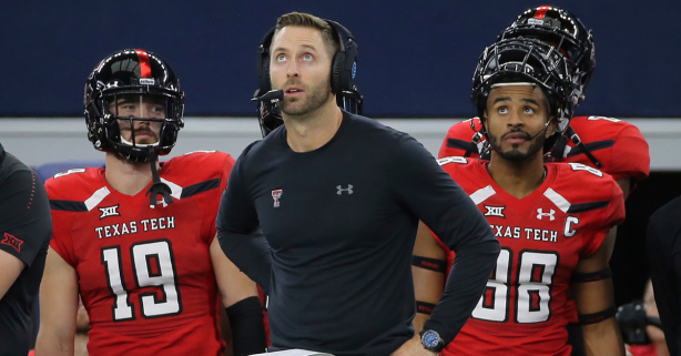 Kliff Kingsbury Shares His Only Regret as Texas Tech's Head Coach