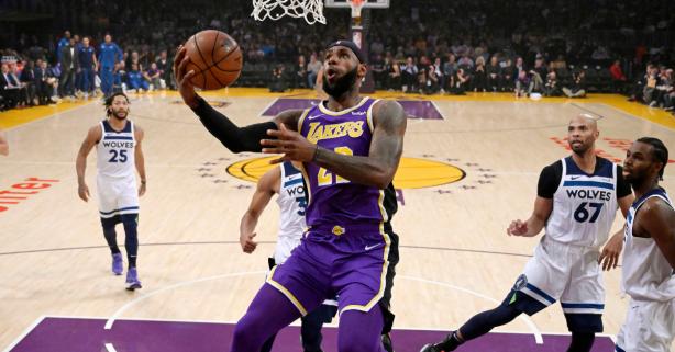 Headband LeBron Will Forever Be the NBA's Greatest Villain