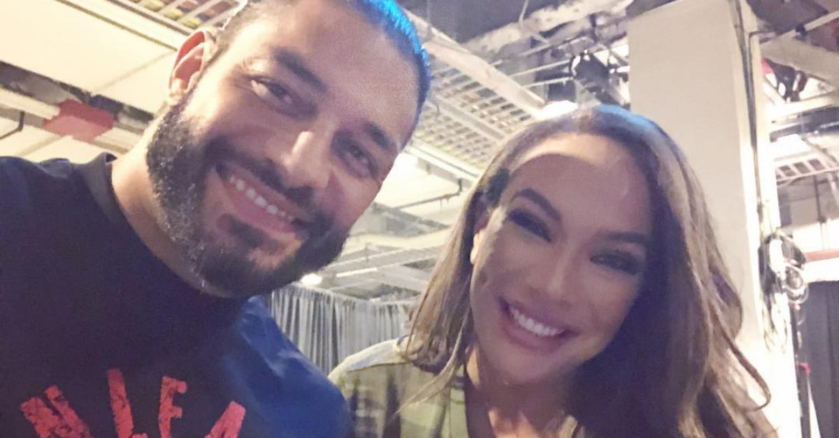 Nia Jax Shares Backstage Reaction After Roman Reigns' Cancer Announcement