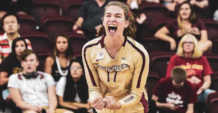 'Noles Volleyball Controls Their Own Destiny in Hunt for ACC Title