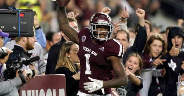 AN INSTANT CLASSIC: Aggies Outlast LSU in Insane 7-Overtime Thriller