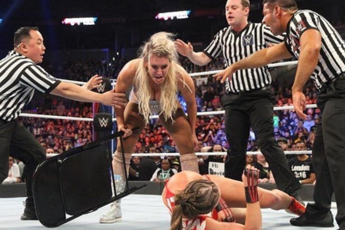 Shayna Baszler Calls Out Survivor Series Crowd After Attack on Ronda Rousey