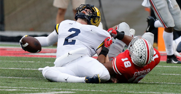 Ohio State Crushes Michigan's College Football Playoff Dreams