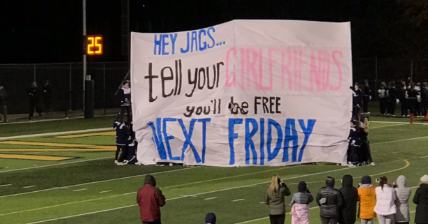 This Pregame Smack Talk Sign is Why We Love High School Football