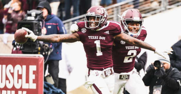 Texas A&M Finally Dominates a Fourth Quarter to Become Bowl Eligible