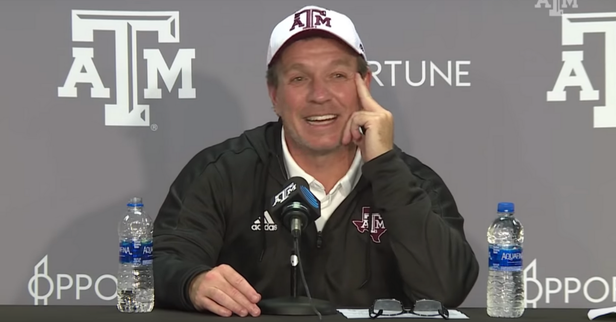 7-OT Game Ends with a Huge Fine, Wild Fight, and One Happy Jimbo Fisher