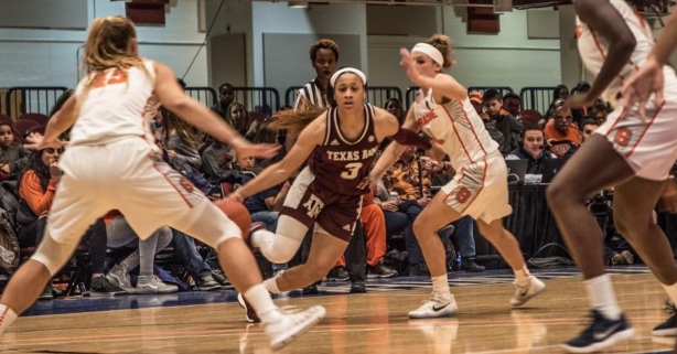The Aggie Women Still Have Work to Do After Sloppy Top-25 Loss