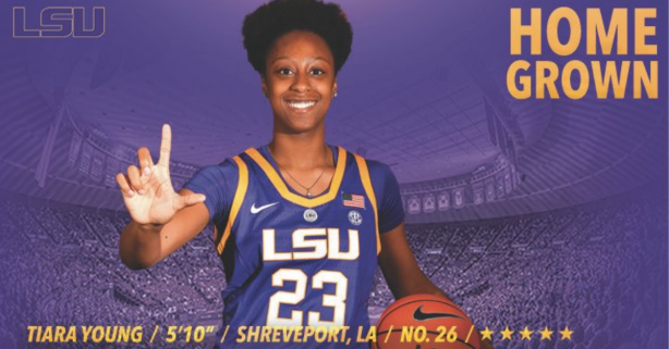 LSU Lady Tigers Ink Commitment from Five-Star Combo Guard