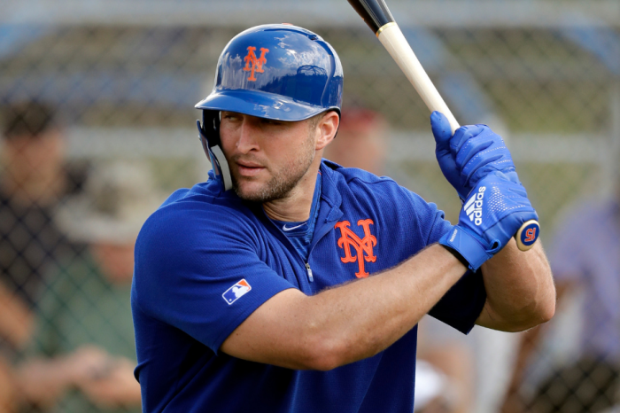 Tim Tebow Survives First Wave of Minor League Baseball's Mass Firings