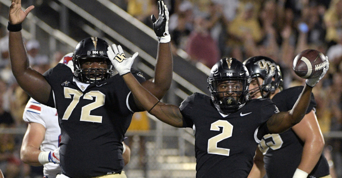3 Things UCF Needs to Do to Make the College Football Playoff