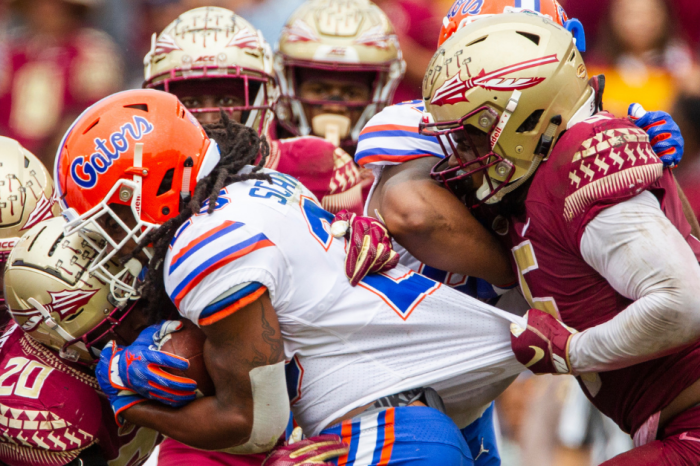 Florida vs. Florida State: 10 Greatest Clashes of All Time, Ranked