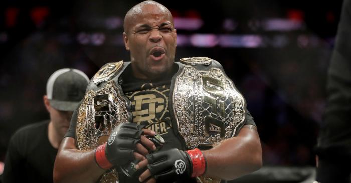 Daniel Cormier Dominates Derrick Lewis, Makes History at UFC 230