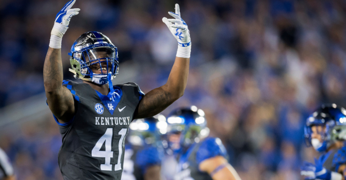 11 SEC Standouts Highlight the 2018 AP All-American Teams