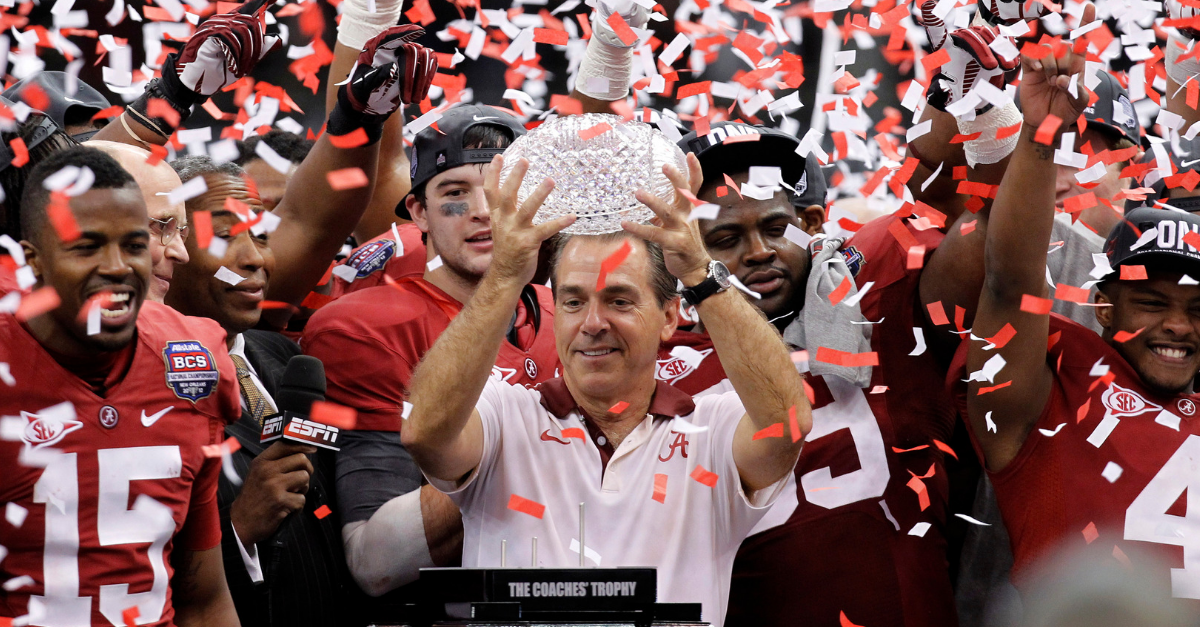 Alabama Lands Nation's No. 1 Recruiting Class Yet Again. Let's Meet Them
