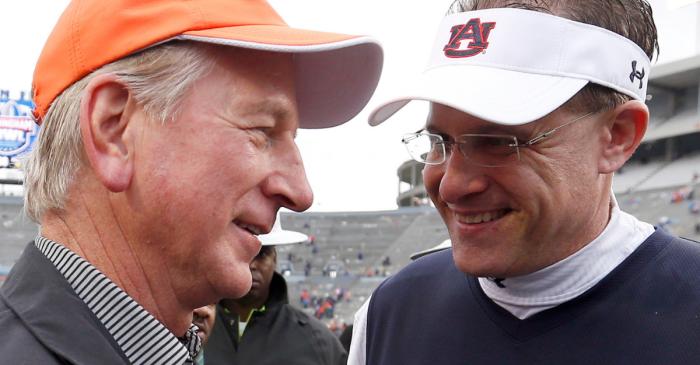 Former Auburn Coaches Come to the Defense of Gus Malzahn